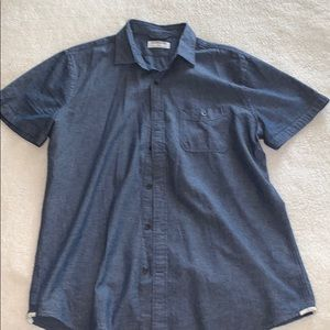Men's Express Short Sleeve Shirt - Large